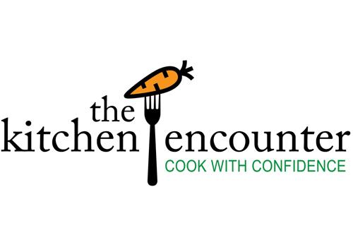 The Kitchen Encounter logo design